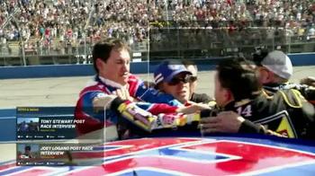 NASCAR.com Fantasy Live TV Spot, 'Rumble in Fontanta' - Thumbnail 6