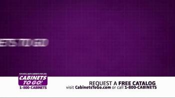 Cabinets To Go TV Spot, 'Frameless Kitchen' - Thumbnail 1
