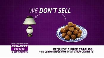 Cabinets To Go TV Spot, 'Frameless Kitchen' - Thumbnail 2