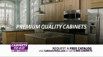 Cabinets To Go TV Spot, 'Frameless Kitchen' - Thumbnail 3