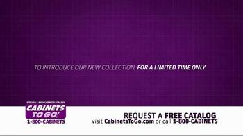 Cabinets To Go TV Spot, 'Frameless Kitchen' - Thumbnail 7
