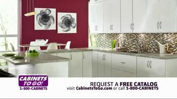 Cabinets To Go TV Spot, 'Frameless Kitchen' - Thumbnail 9