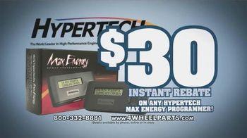 4 Wheel Parts TV Spot, 'Hypertech'