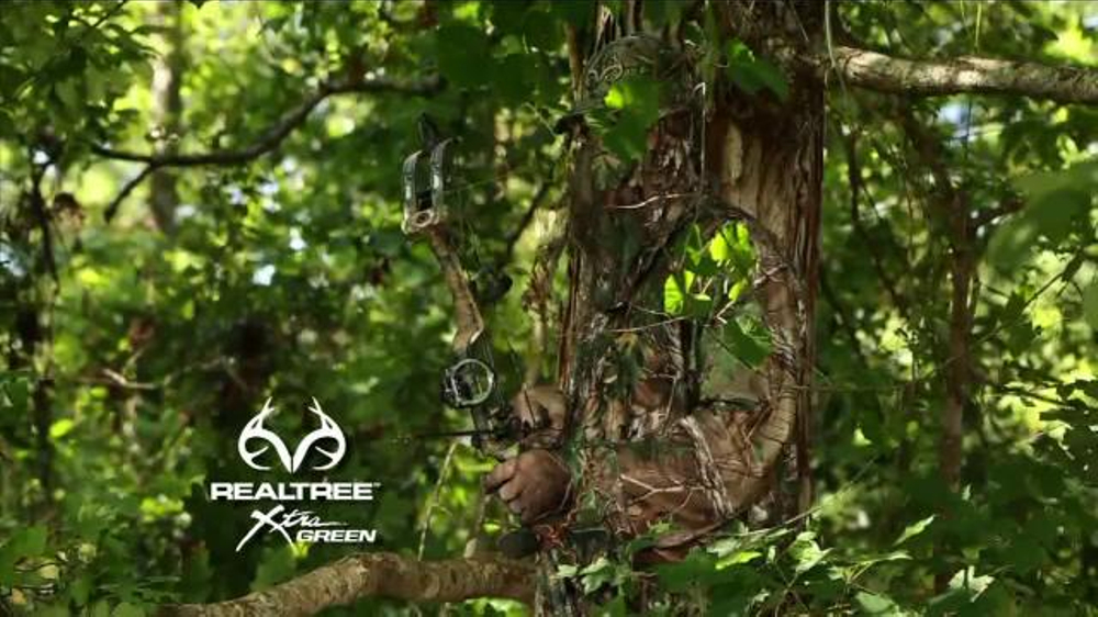 Realtree Xtra Green TV Commercial, 'Duck Dynasty: Camouflage' Featuring