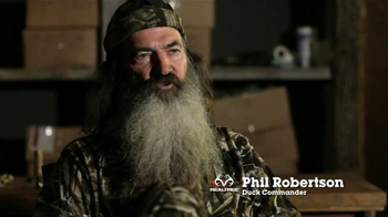 Realtree Xtra Green TV Spot, 'Duck Dynasty: Camouflage' Featuring  - Thumbnail 2
