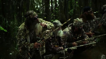 Realtree Xtra Green TV Spot, 'Duck Dynasty: Camouflage' Featuring  - Thumbnail 8