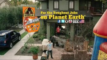 Gorilla Clear Repair TV Spot - Thumbnail 10