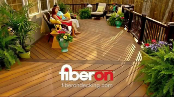 Fiberon Decking and Railing TV Spot, 'Unnaturally Beautiful' - 62 commercial airings