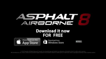 Asphalt 8: Airborne TV Spot, 'Speed and Exhilaration' - Thumbnail 10