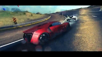 Asphalt 8: Airborne TV Spot, 'Speed and Exhilaration' - Thumbnail 5