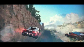 Asphalt 8: Airborne TV Spot, 'Speed and Exhilaration' - Thumbnail 8