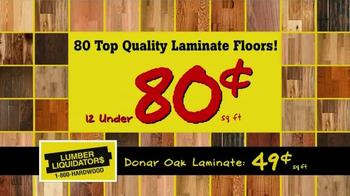 Lumber Liquidators Laminate & Vinyl Flooring Sale TV Spot - Thumbnail 5