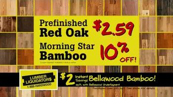 Lumber Liquidators Laminate & Vinyl Flooring Sale TV Spot - Thumbnail 6