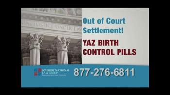 Schmidt National Law Group TV Spot, 'Birth Control' - Thumbnail 3