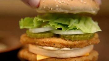 Burger King Chicken Big King TV Spot, '2 por $5: Pollo Rico' [Spanish] - Thumbnail 6