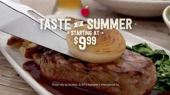Applebee's Taste of Summer TV Spot, 'Summer Happy Place' - Thumbnail 8