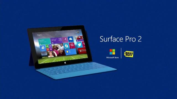 Microsoft Surface Pro 2 TV Spot Ft. Russell Wilson, Song by Sara Bareilles - Thumbnail 10