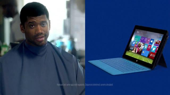 Microsoft Surface Pro 2 TV Spot Ft. Russell Wilson, Song by Sara Bareilles - 3812 commercial airings