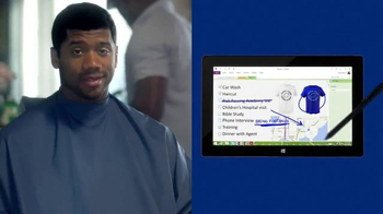 Microsoft Surface Pro 2 TV Spot Ft. Russell Wilson, Song by Sara Bareilles - Thumbnail 6