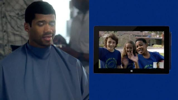 Microsoft Surface Pro 2 TV Spot Ft. Russell Wilson, Song by Sara Bareilles - Thumbnail 7