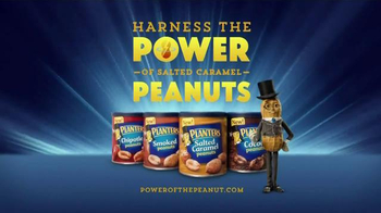 Planters Salted Caramel Peanuts TV Spot, 'The Presentation' - Thumbnail 10