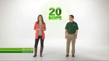 CenturyLink TV Spot, 'That's Fast'