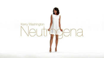 Neutrogena Visibly Even TV Spot Featuring Kerry Washington - Thumbnail 1