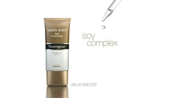 Neutrogena Visibly Even TV Spot Featuring Kerry Washington - Thumbnail 4