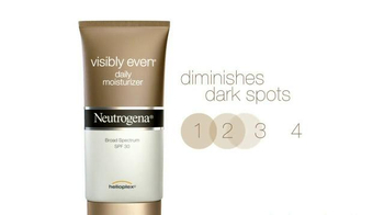 Neutrogena Visibly Even TV Spot Featuring Kerry Washington - Thumbnail 5