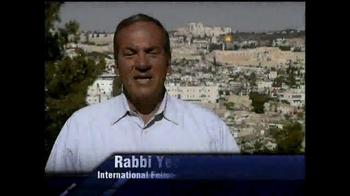 International Fellowship Of Christians and Jews TV Spot - Thumbnail 1