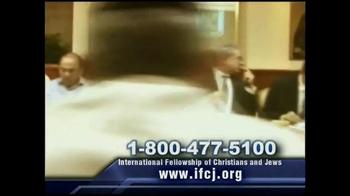 International Fellowship Of Christians and Jews TV Spot - Thumbnail 5