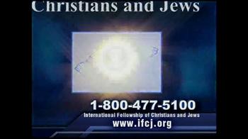 International Fellowship Of Christians and Jews TV Spot - Thumbnail 6
