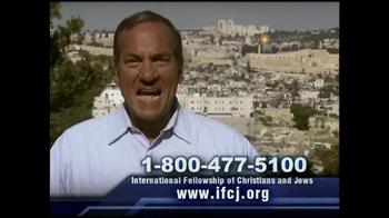 International Fellowship Of Christians and Jews TV Spot - Thumbnail 8