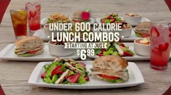 Applebee's Strawberry & Avocado Salad TV Spot, 'Invigorating Afternoon' - Thumbnail 9