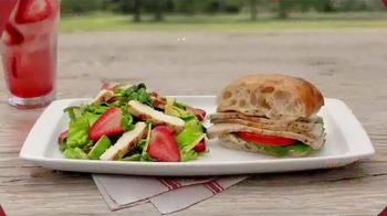 Applebee's Strawberry & Avocado Salad TV Spot, 'Invigorating Afternoon' - Thumbnail 1