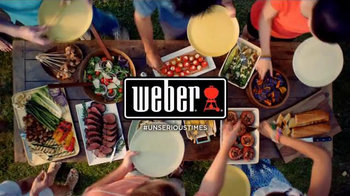 Weber Grill TV Spot, 'Unserious Times' - Thumbnail 9