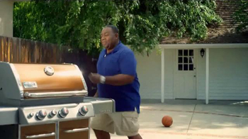 Weber Grill TV Spot, 'Unserious Times' - Thumbnail 4