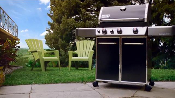 Weber Grill TV Spot, 'Unserious Times' - Thumbnail 7