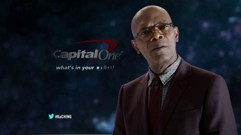 Capital One Quicksilver TV Spot, 'Unlimited'