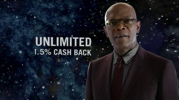 Capital One Quicksilver TV Spot, 'Unlimited'  - Thumbnail 1