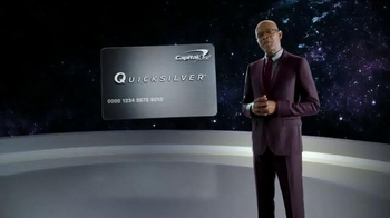 Capital One Quicksilver TV Spot, 'Unlimited'  - Thumbnail 6