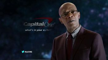 Capital One Quicksilver TV Spot, 'Unlimited'  - 5049 commercial airings