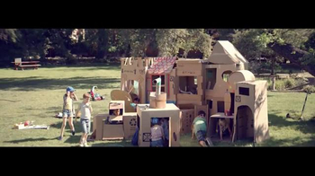 h.h. gregg TV Spot, 'Cardboard Home' - 675 commercial airings