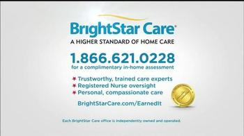 BrightStar Care TV Spot, 'Earned It' - Thumbnail 10