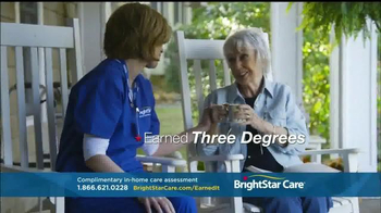 BrightStar Care TV Spot, 'Earned It' - Thumbnail 6
