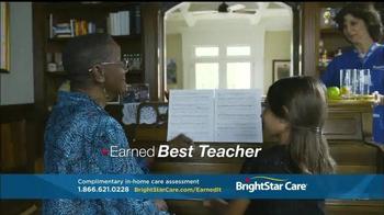 BrightStar Care TV Spot, 'Earned It' - Thumbnail 7