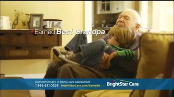 BrightStar Care TV Spot, 'Earned It' - Thumbnail 8