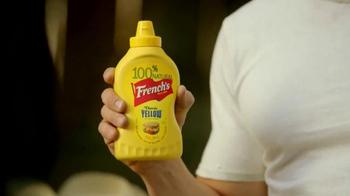 French's Yellow Mustard TV Spot, 'Man in White Shirt' - Thumbnail 4