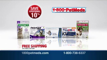 1-800-PetMeds 10% Off TV Spot, 'Save Even More' - Thumbnail 6