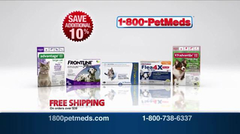 1-800-PetMeds 10% Off TV Spot, 'Save Even More' - Thumbnail 7